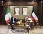Il Premier Gentiloni in Kuwait incontra l'Emiro e il contingente italiano impegnato nella lotta contro Daesh