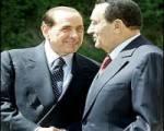 Mubarak e Berlusconi discutono pace in MO