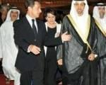 Sarkozy inaugura base militare negli Emirati Arabi