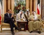 Il premier Letta in Kuwait firma un accordo strategico